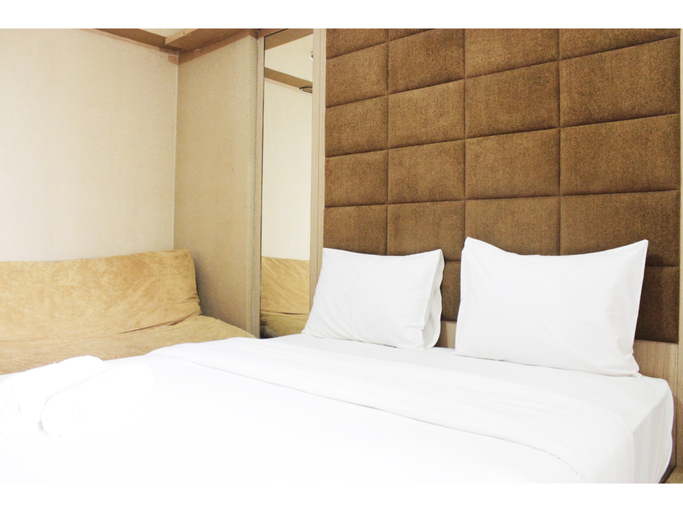 Relaxing Studio Room at Gateway Apartment Ahmad Yani Cicadas By Travelio, Bandung