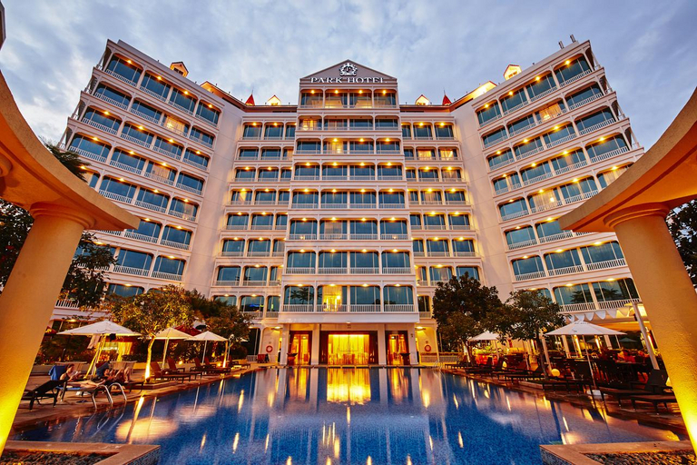 Park Hotel Clarke Quay, Singapore River