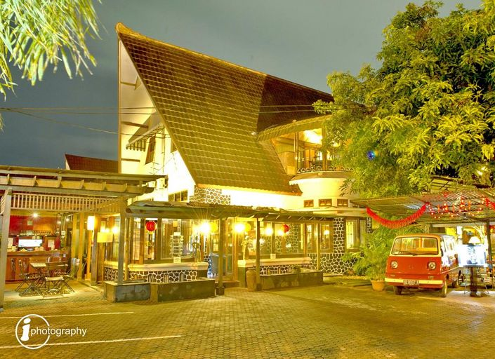 Indraloka Homestay, Yogyakarta