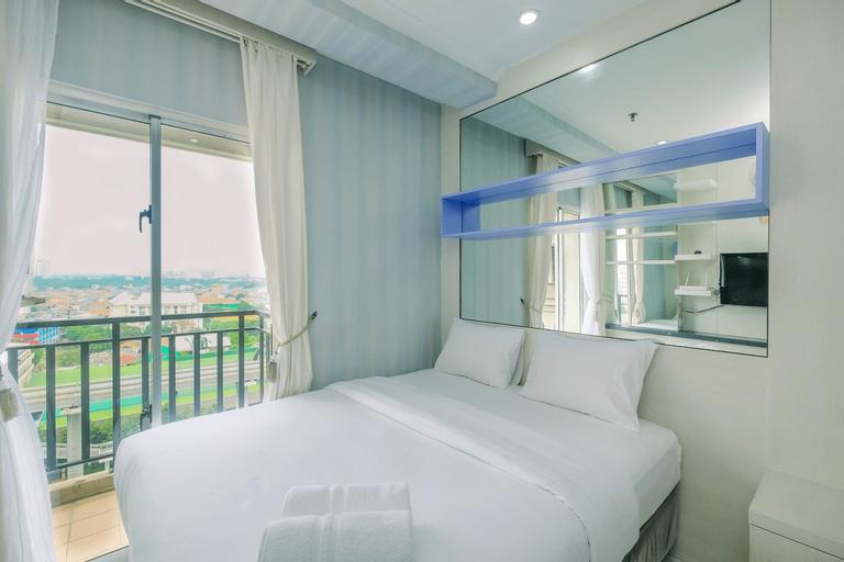 Comfortable Signature Park Tebet Studio Apartment By Travelio, Jakarta Selatan