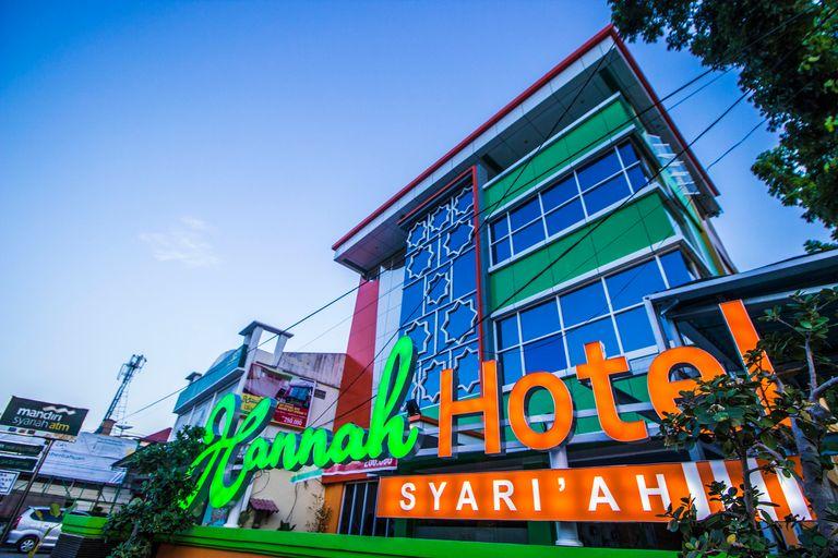 Hannah Hotel Syariah, South Pesisir