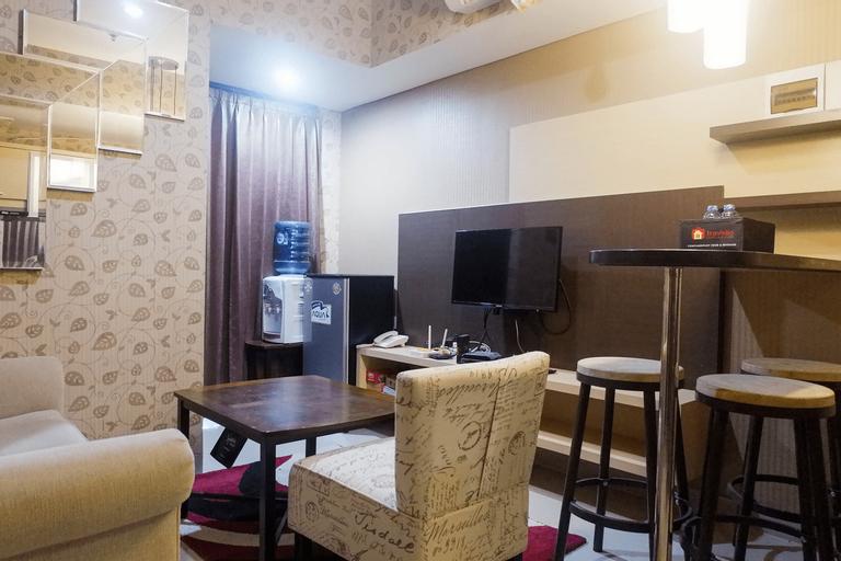 Minimalist 2BR Apartment at Tamansari Papilio By Travelio, Surabaya