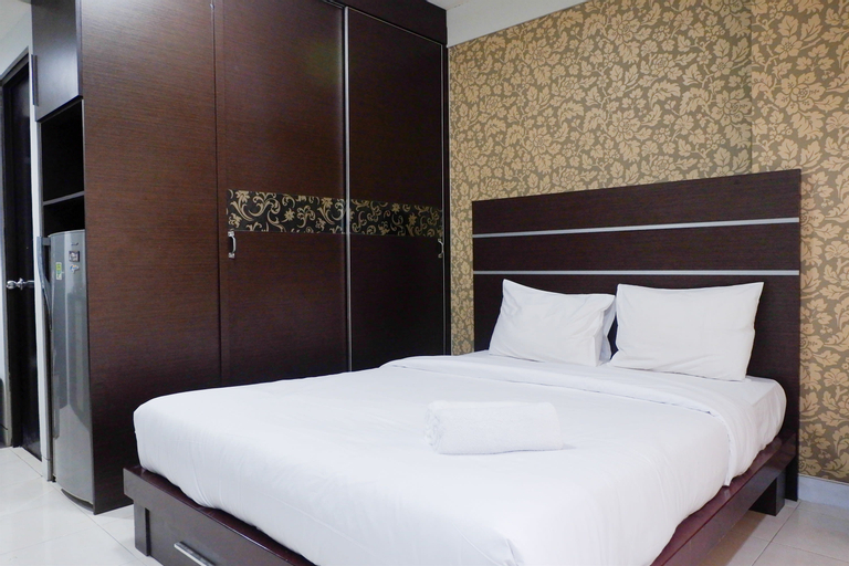 Best Studio Apartment Tamansari Sudirman By Travelio, South Jakarta