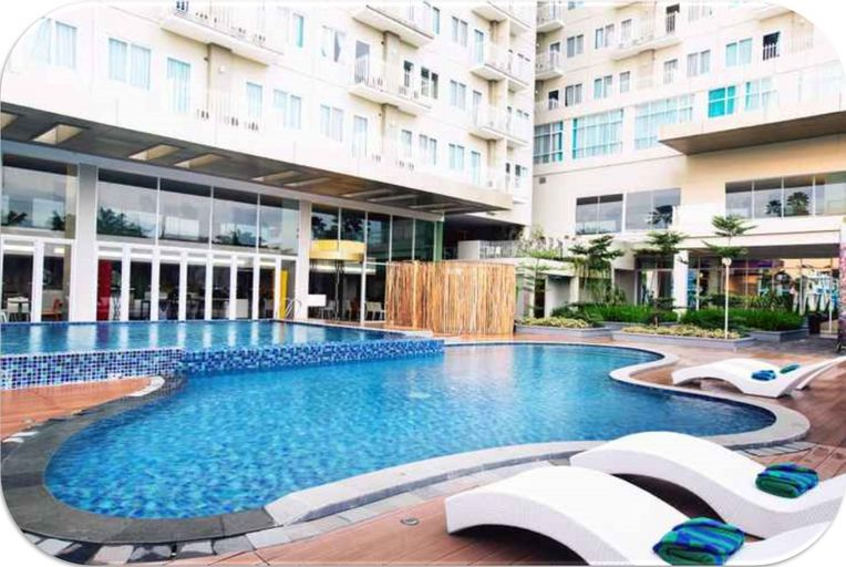 Channel Stay @ Bogor Icon Apartment, Bogor