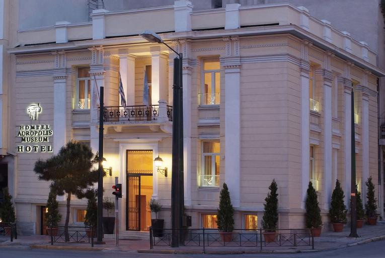 Acropolis Museum Boutique Hotel, Attica