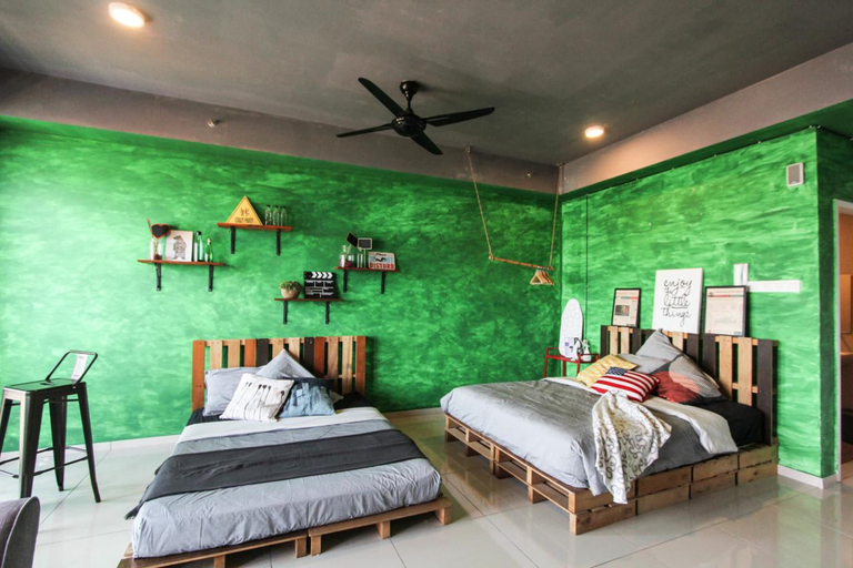 HostaHome Suites at ISuite ISoho CNN Most Colorful Place, Kuala Lumpur