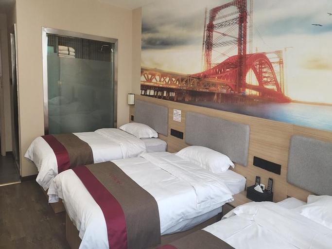 Thank Inn Hotel Tibei Lhasa Chengguan District Sela Road, Lhasa