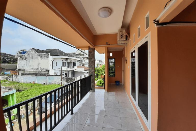 OYO 2898 kost Irfani, Palembang
