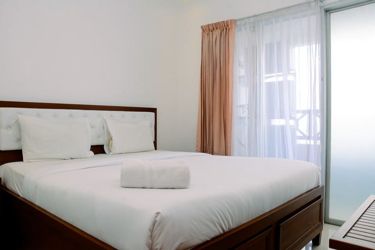 Comfortable 2BR Green Central City Apartment By Travelio, Jakarta Barat