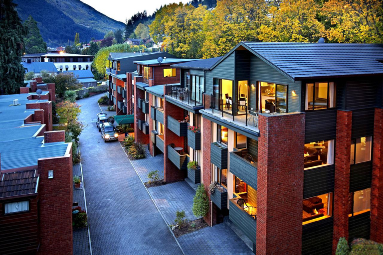 St James Apartments, Queenstown-Lakes