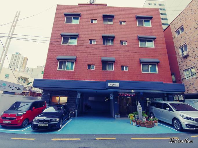 Daejeon Guesthouse Sky Garden - Hostel, Daedeok