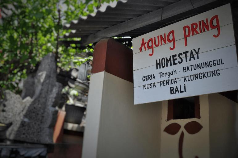 Agung Pring Homestay, Klungkung