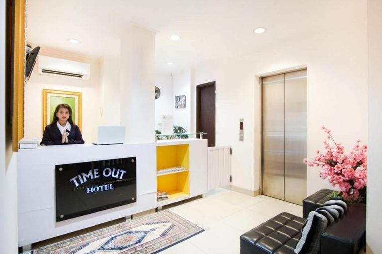 Time Out Hotel, Jakarta Pusat