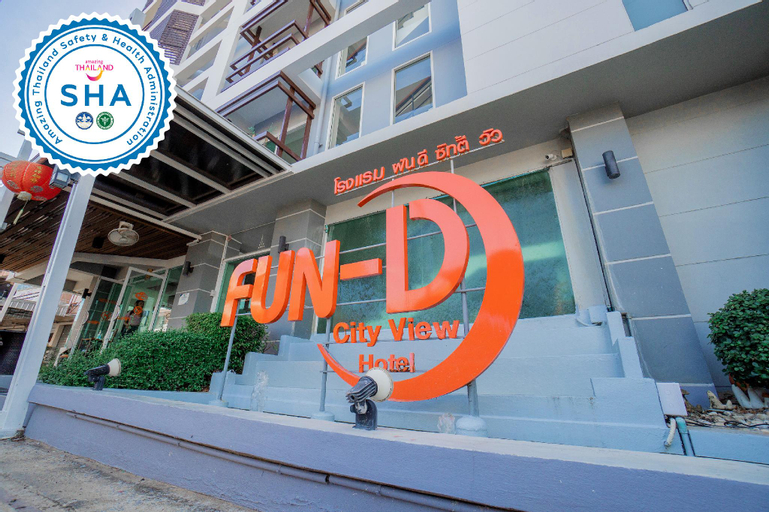 Fun-D City View, Muang Khon Kaen
