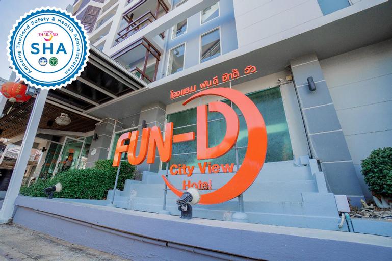 Fun-D City View, Muang Khon Kaen