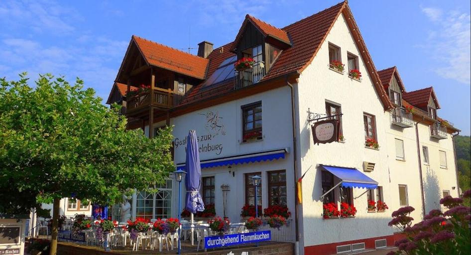 Landhotel Zur Wegelnburg, Südwestpfalz