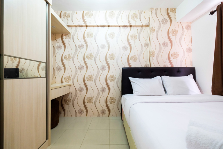 2BR Bassura City Apartment Connect to Pool By Travelio, East Jakarta