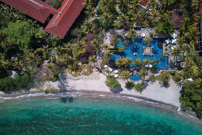 Sheraton Senggigi Beach Resort, Lombok