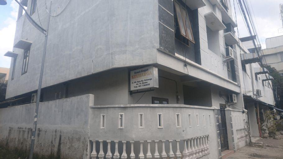 Rumah Singgah Keluarga, Medan