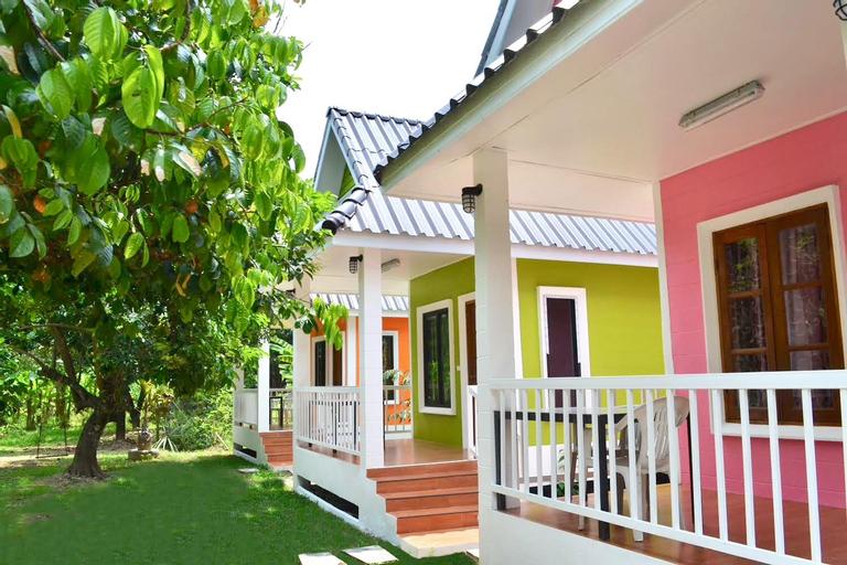 Thiw Tara Resort (Pet-friendly), Pak Phli