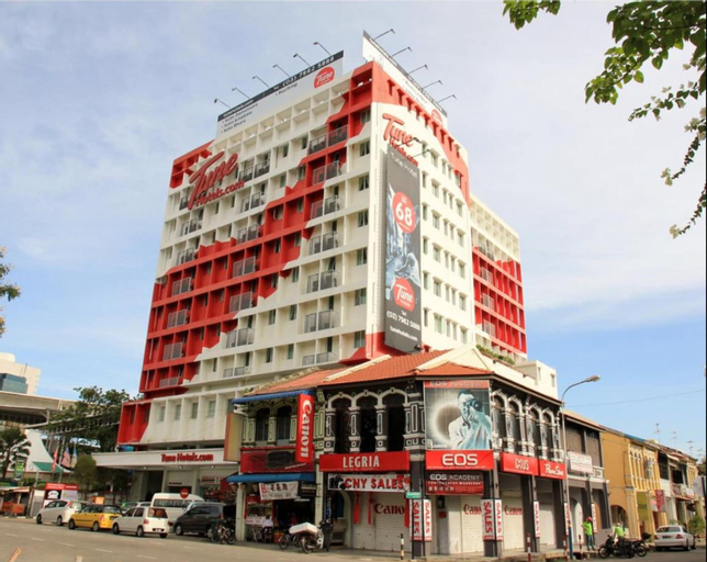 Tune Hotel Georgetown Penang, Pulau Penang