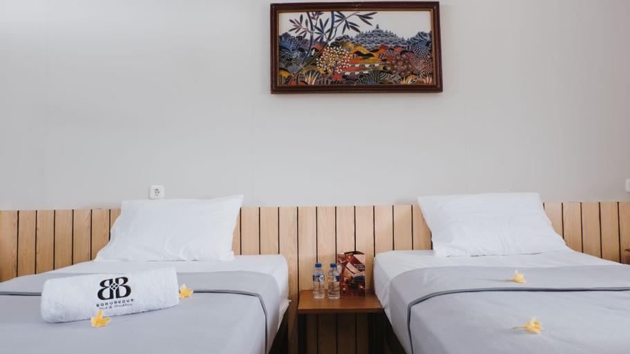 Borobudur Bed and Breakfast, Magelang