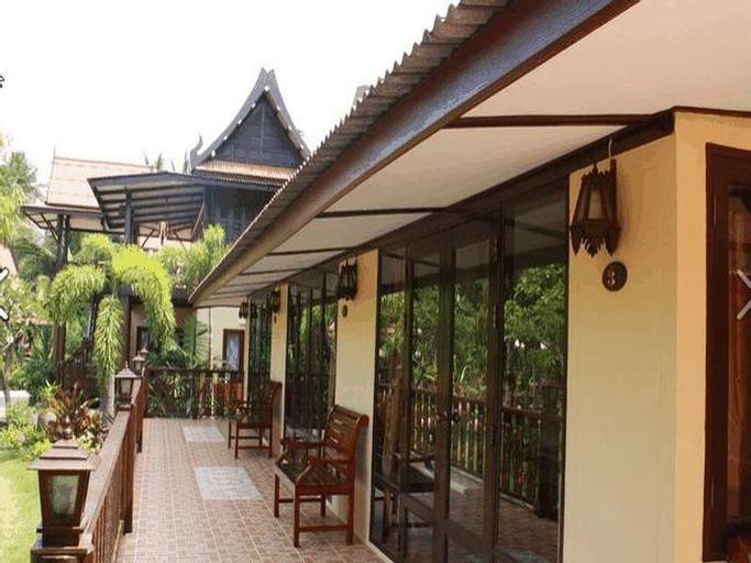 Khetwarin Resort, Amphawa