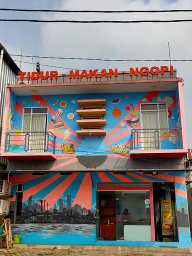 Budi House & Food Station, Bandung