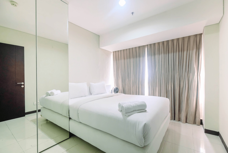 Spacious and Comfy 2BR Nifarro Park Apartment By Travelio, South Jakarta