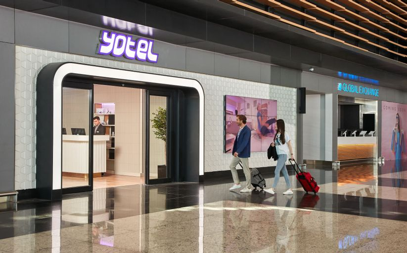 YOTEL Istanbul Airport (Landside), Arnavutkoy