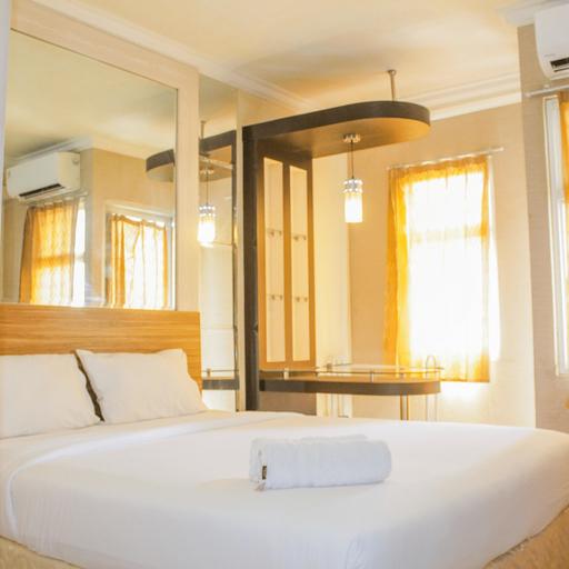 Compact and Mini Studio Great Western Resort Apartment By Travelio, Tangerang