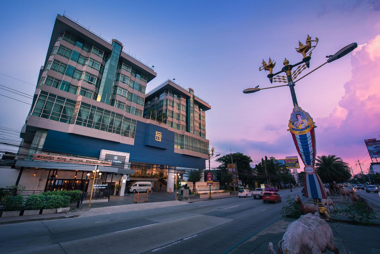 Siam Mandarina Hotel, Bang Plee