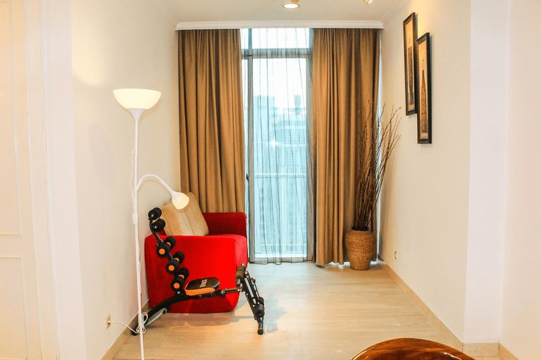 Spacious 2BR Ambassador 2 Apartment By Travelio, South Jakarta