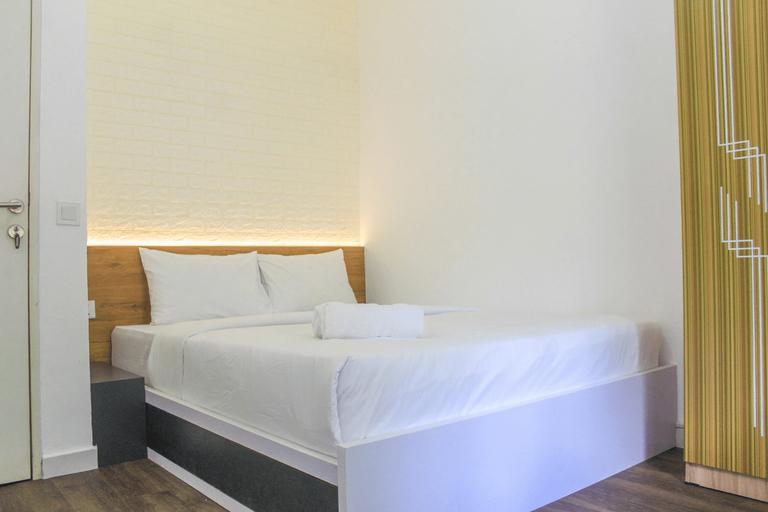 Smart Chic Studio Apartment at Aeropolis Residence By Travelio, Tangerang