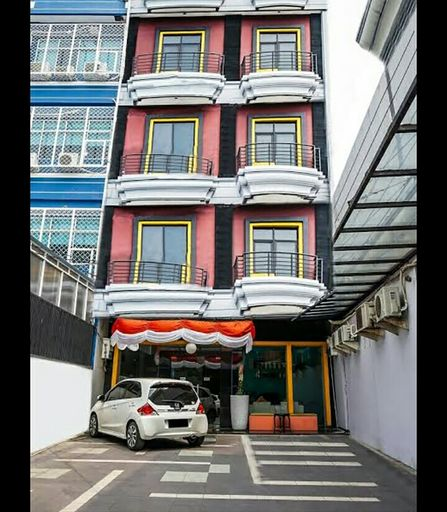 Belvena Hotel, Jakarta Barat