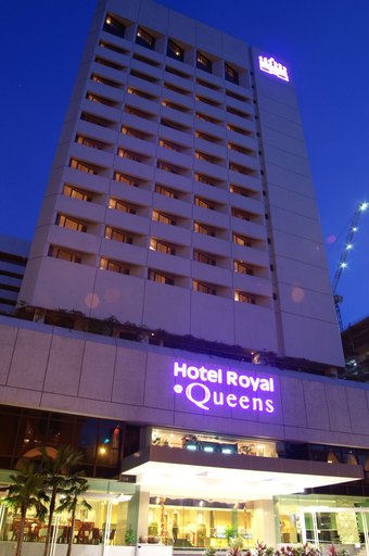 Hotel Royal @ Queens, Rochor