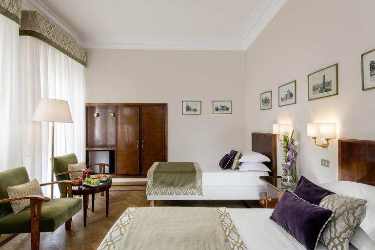 Bettoja Atlantico Hotel, Roma