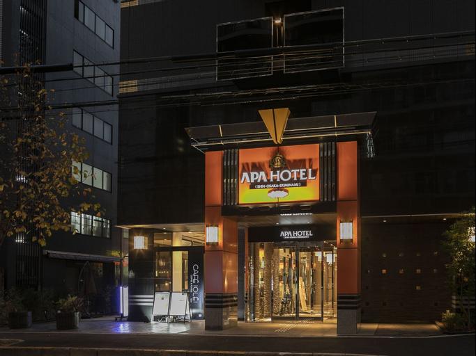 APA HOTEL Shin-Osaka-Ekiminami, Osaka