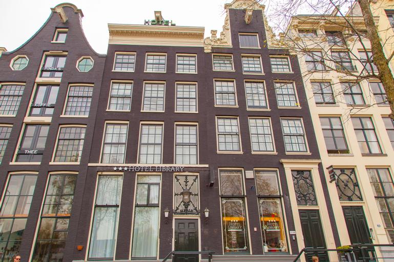 Hotel Library Amsterdam, Amsterdam
