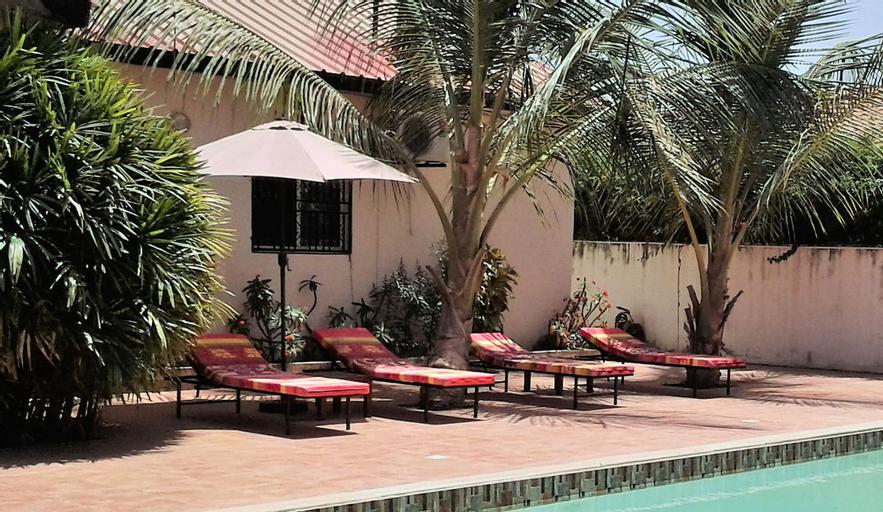 Bed And Breakfast Villa Calliandra, Kombo Saint Mary