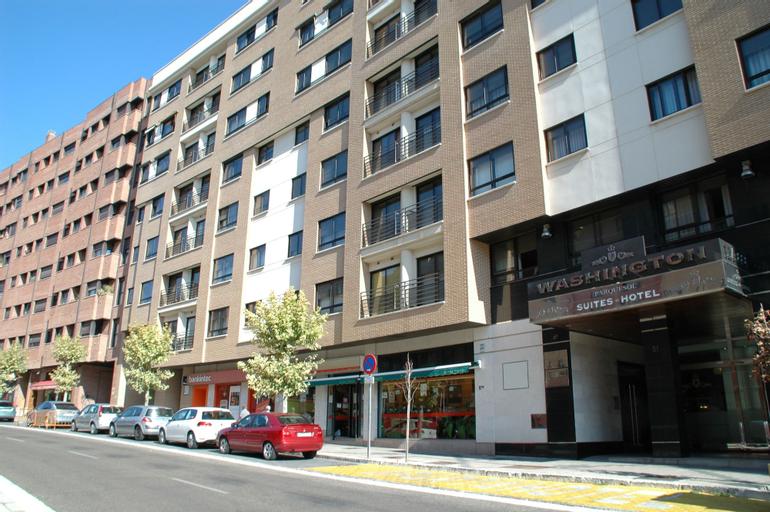 Washington Parquesol Suites & Hotel, Valladolid