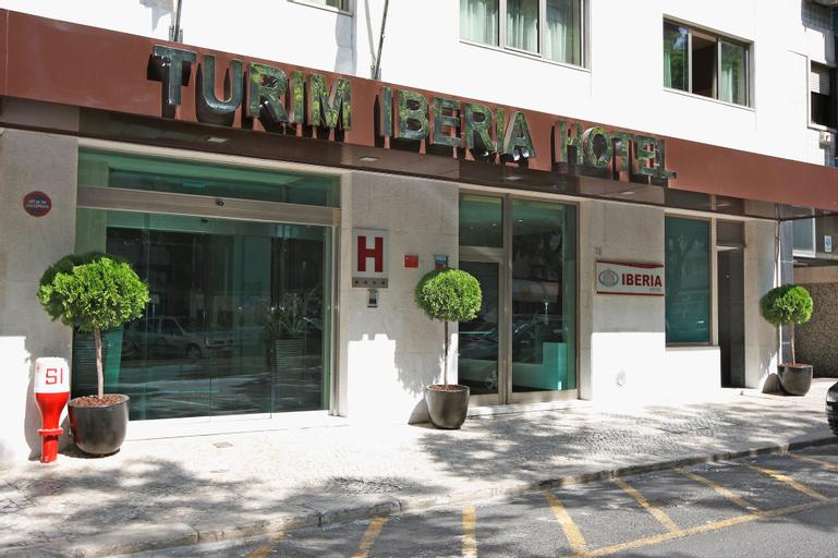TURIM Ibéria Hotel, Lisboa