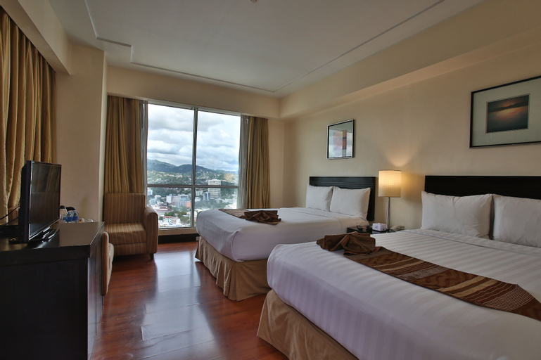 Crown Regency Hotel and Towers Cebu, Cebu City