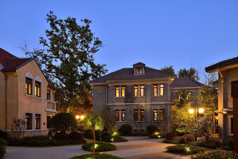 Relais & Chateaux Yihe Mansions, Nanjing