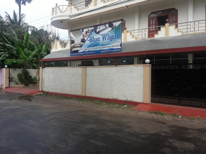 HOTEL BLUE WHALE, Jaffna