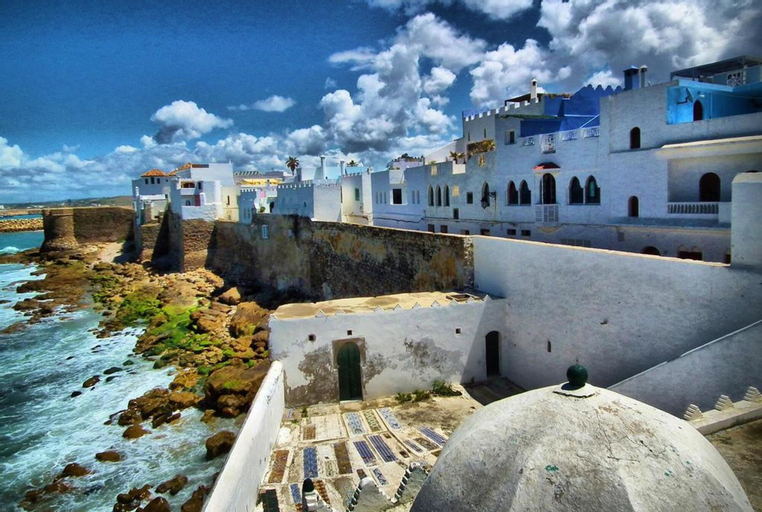 House With 3 Bedrooms in Asilah, With Enclosed Garden - 1 km From the Beach, Tanger-Assilah