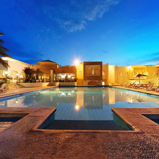 Hotel Ras El Ain, Tozeur