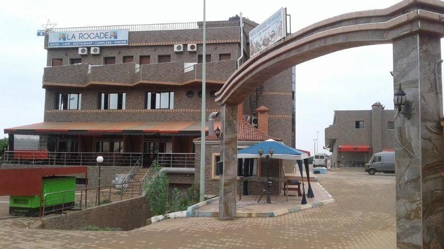 Motel Café Resto La Rocade, Nador