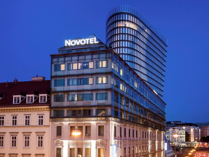 Novotel Wien City, Wien