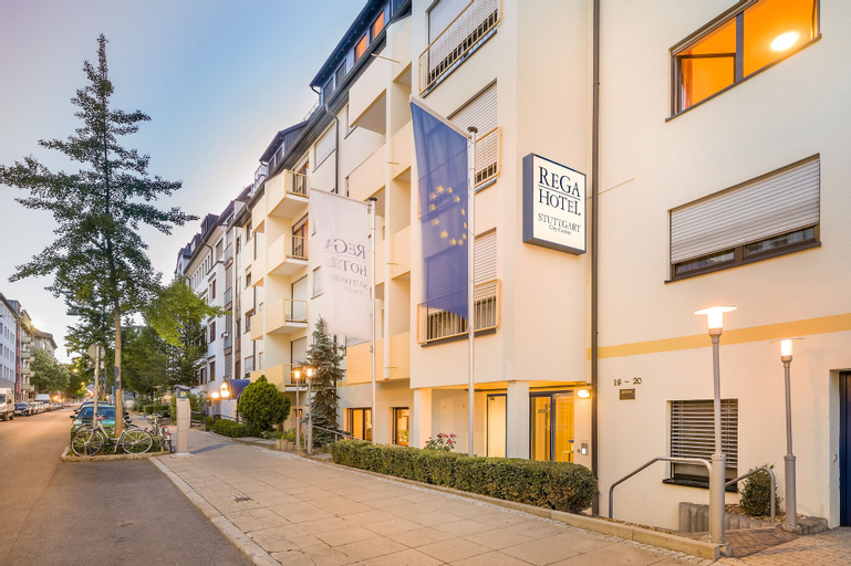 Novum Rega Hotel Stuttgart, Stuttgart